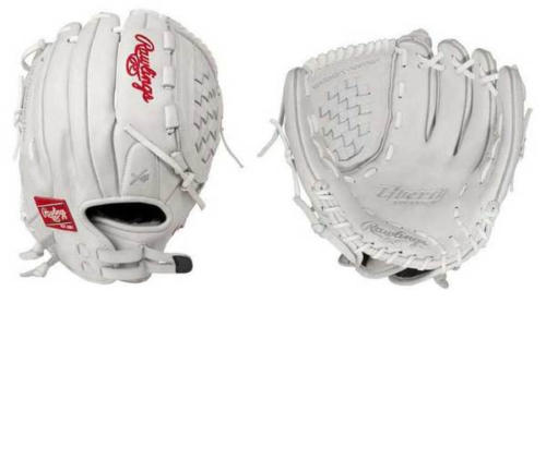Rawlings Advanced 12.5in Softball Glove RH for the female hand  # RLA125KR-3/0