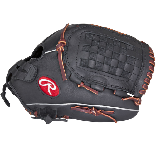 Rawlings Gamer 12in Finger Shift Softball Glove LH