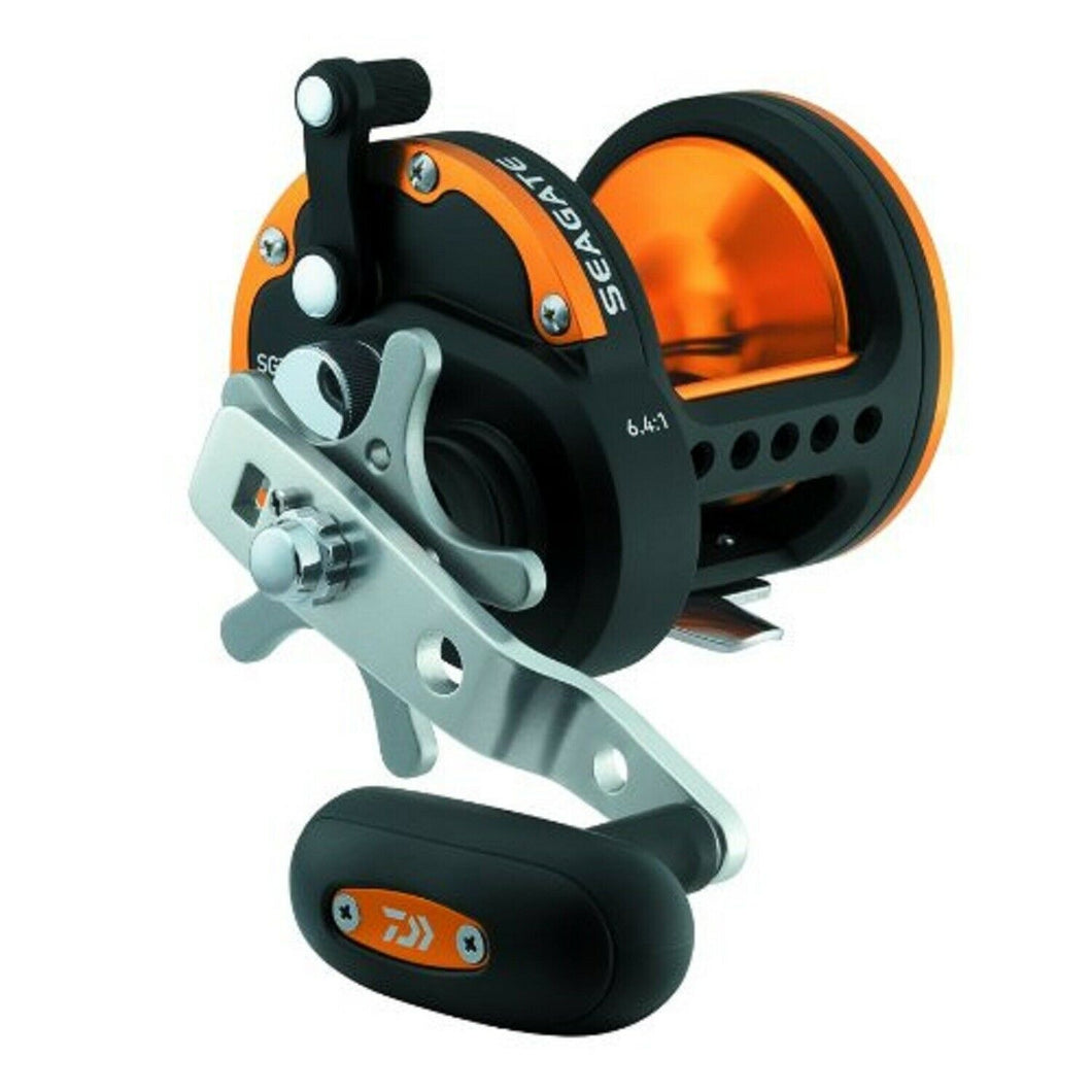 Daiwa Seagate Conventional Reel 3CRBB+1 6.4:1 for power & performance  #SGT40H