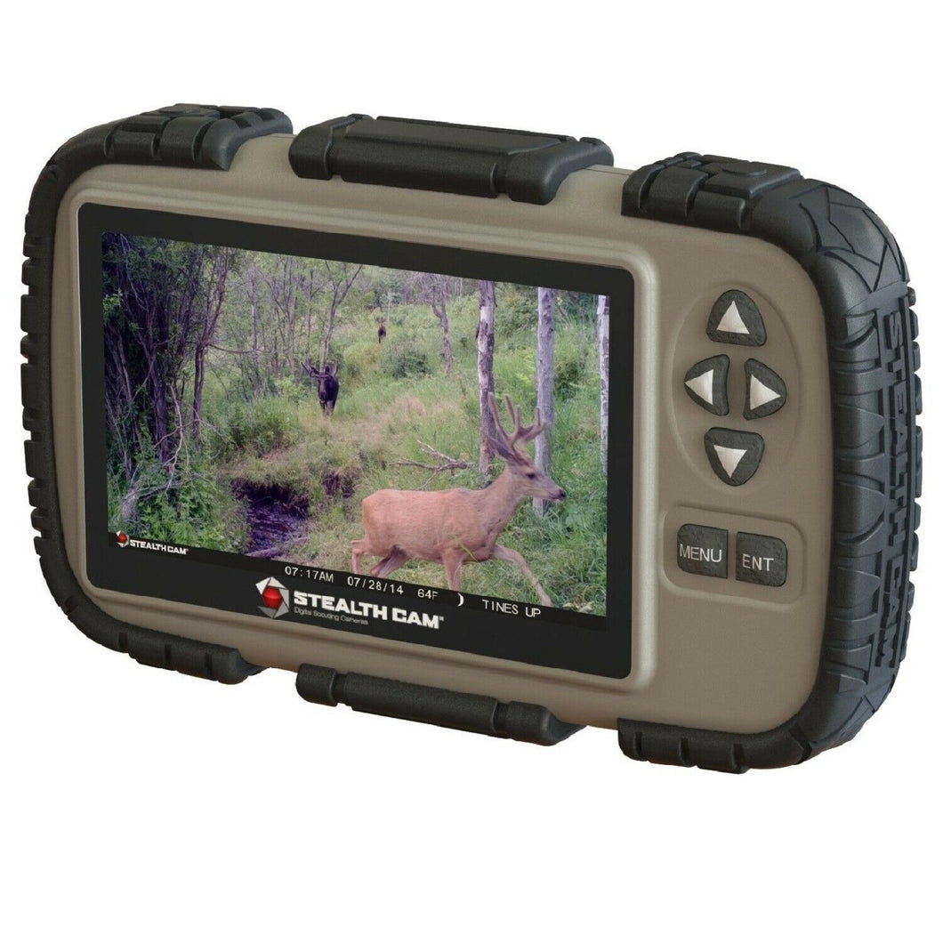 Stealth Cam 4.3in Reader Viewer #STC-CRV43
