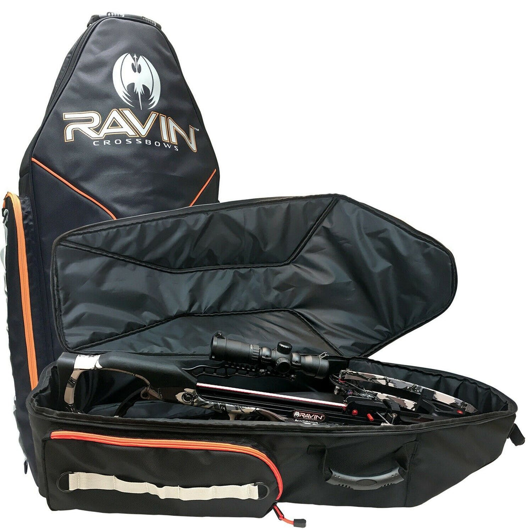 Hey Guys, store that Crossbow the right way with the Ravin Soft Case  #R180
