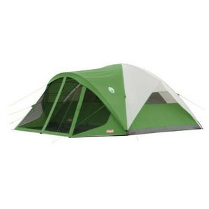 Coleman Evanston 8 Tent 12x12 Foot Green/Tan/Grey 2000027942