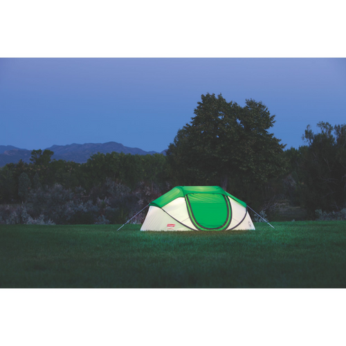 All day popup 4 tent in a 2-for 1 dome and shelter 9.25x6.5 ft  #2000014782