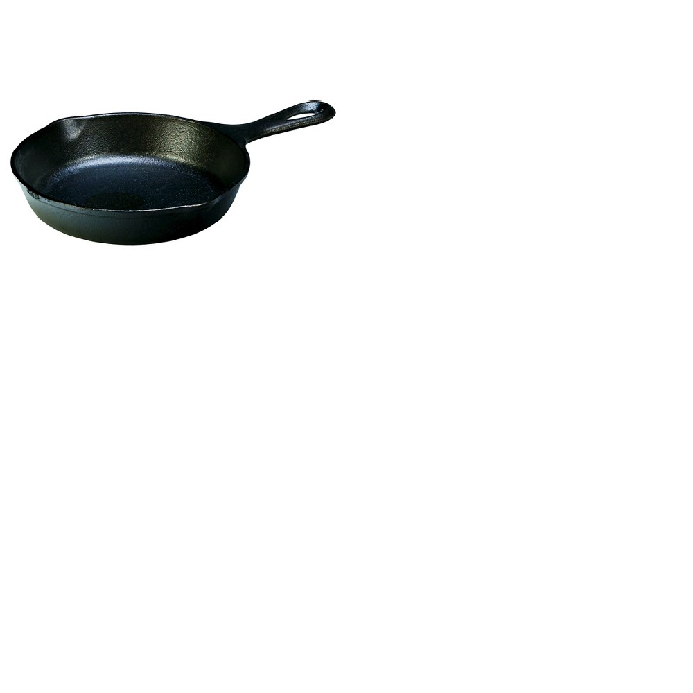 6-1/2 inch Cast Iron Skillet- Pre Seasoned for multi-functional cooking  #L3SK3