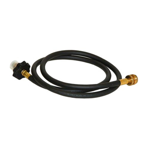 Coleman 5 Foot Pressure Hose and Adapter to make your refueling last longer.