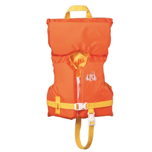 Full Throttle Infant Nylon Vest Orange #104200-200-000-12