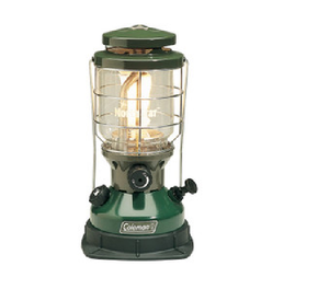 Versitale Northstar Dual Fuel Lantern by Coleman, great outdoor light companion