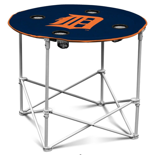 Compliment your Detroit Tigers Logo brand items with this Round Table #511-31
