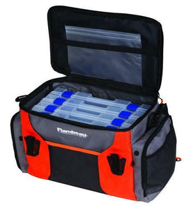 R50D Large Duffle Tackle Bag includes Front saddle-pouch  #FL-6174TB