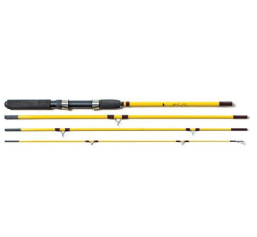 Eagle Claw Pack Rod Spin /Fly 7ft6M 4Pc#PK601-76