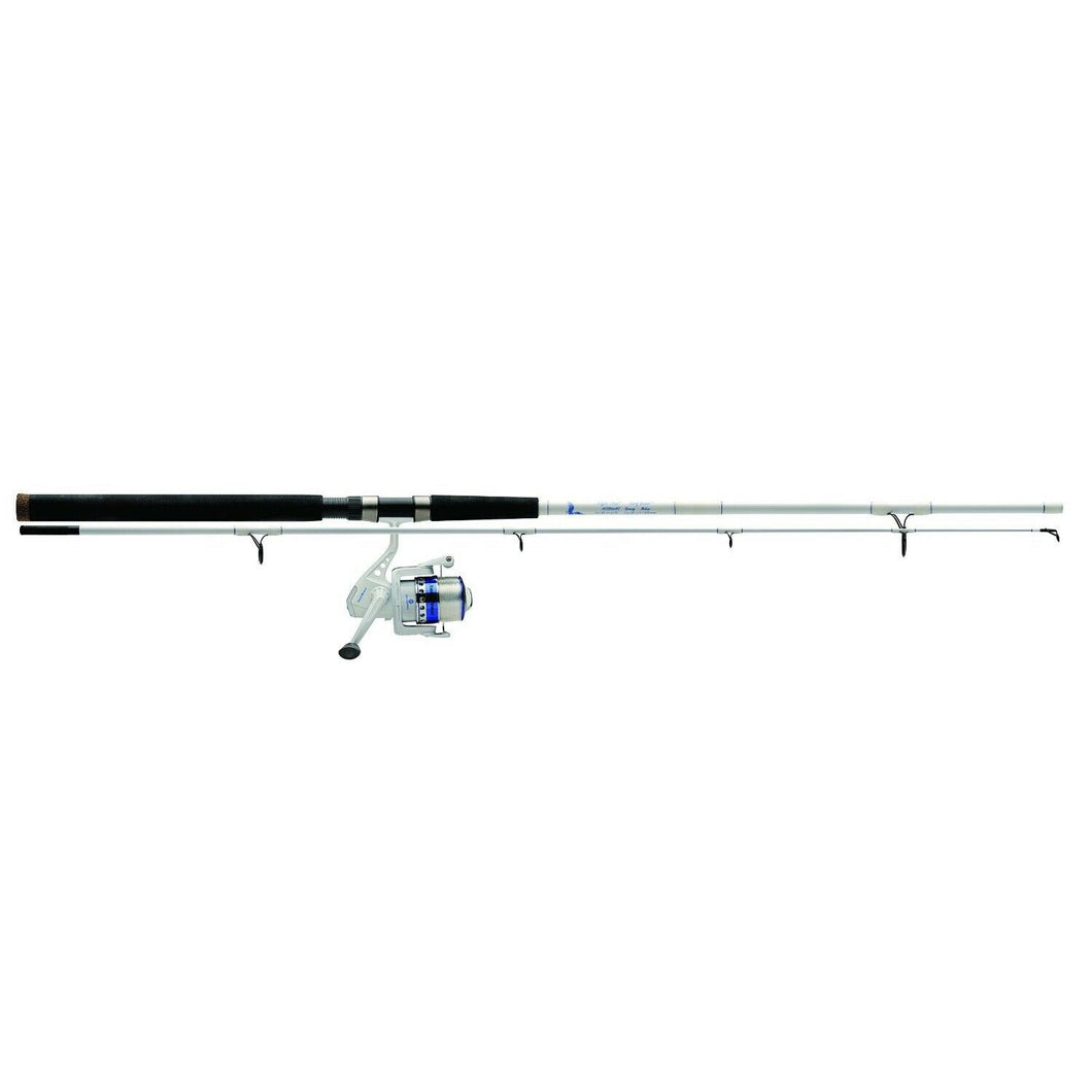 Eagle Claw Surf Beast 8ft Medium Spinning Combo  #MSSB802MS