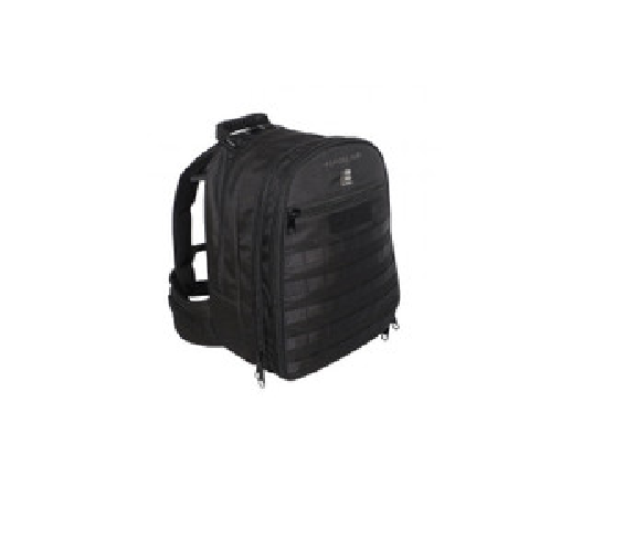 Black Line Range Pack - Black to protect and organizing shooting gear