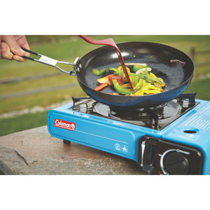 Butane Instastart Stove for easier on the go cooking with ultra portable design