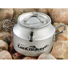 Load image into Gallery viewer, CanCooker JR great for all your cooking use inside or outside for steaming food #JR-001