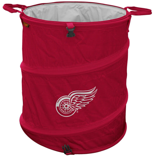 Detroit Red Wings Collapsible 3-in-1 Cooler or use as hamper, trash can #811-35