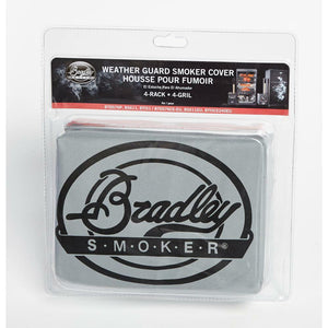 Weather Resistant Smoker cover by Bradley Technologies -  6 Rack #BTWRC108
