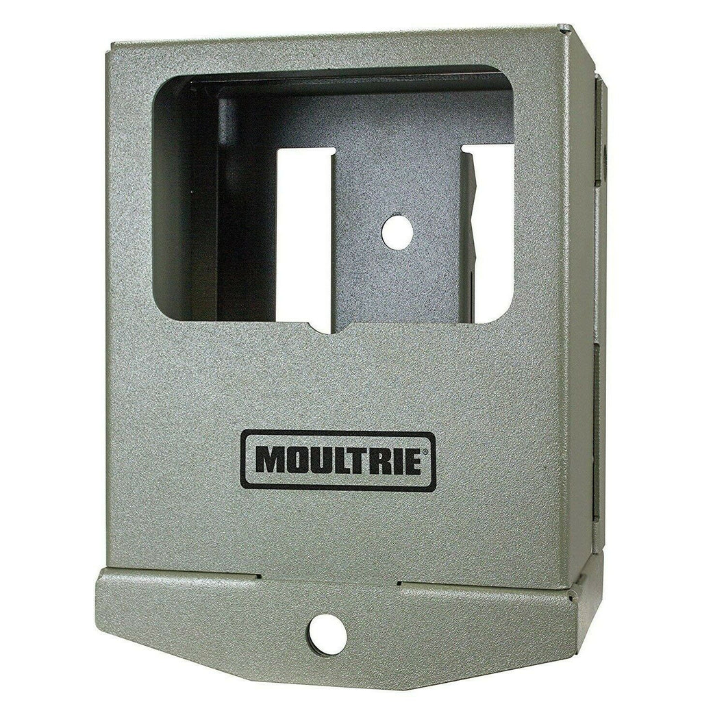 Moultrie S-Series Game Camera Security Box (Fits S-50I) Grey #MCA-13188