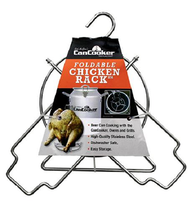 CanCooker Foldable Chicken Rack #CAN-CKNRK-1501