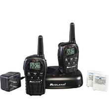 Load image into Gallery viewer, Midland Radio GMRS 2-Way Radio (Up to 24 miles)