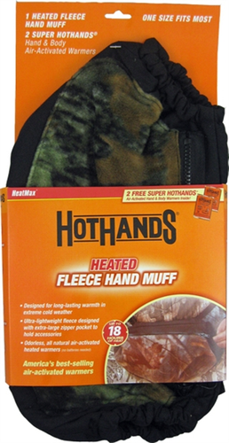 HeatMax HotHands 3-In-1 Therm-O-Muff Handwarmer