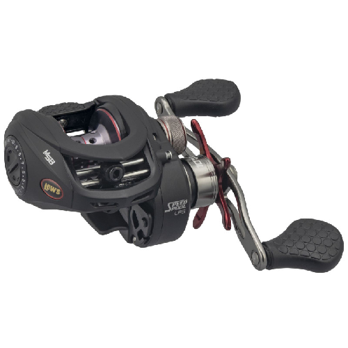 Lews Tournament MP Speed Spool LFS MSB Aluminum Frame LH 8.3:1 Reel #TS1XHMPL