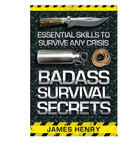PROFORCE BADASS SURVIVAL SECRETS BOOK
