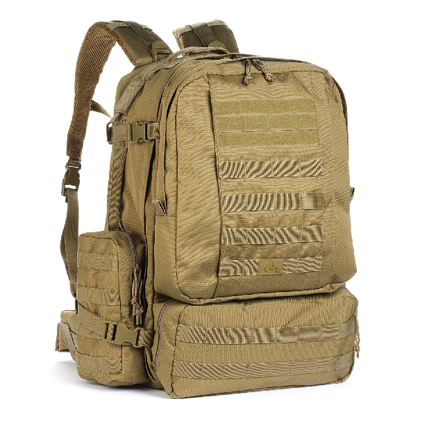 Large Diplomat Backpack has storage for 72+ hours and is the ultimate bug-out bag