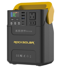 Load image into Gallery viewer, ROCKSOLAR PORTABLE POWER STATION