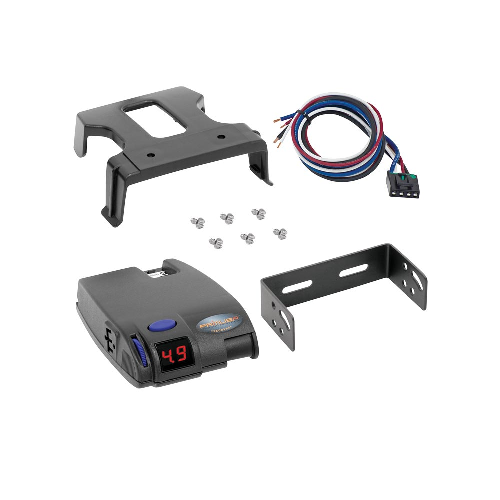 Tekonsha Primus IQ Electronic Brake Control for 1 to 3 Axle Trailers #90160