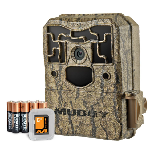 MUDDY PRO CAM 24MP WITH BATTERY AND SD CARD #MUD-MTC800K