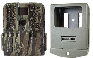 MOULTRIE S-50I GAME CAMERA + S-SERIES SECURITY BOX