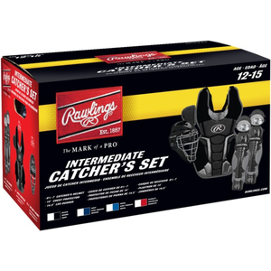 Rawlings Renegade Youth Catchers Set Ages 12-15 #RCSNI-B/SIL