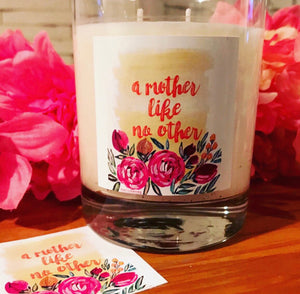 A mother like no other-Mother's Day Candle