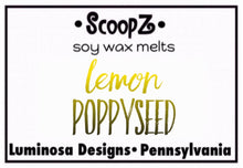 Load image into Gallery viewer, Lemon Poppyseed