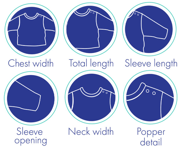 Size Guide Tops