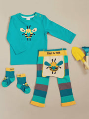 Buzzy Bee Sock