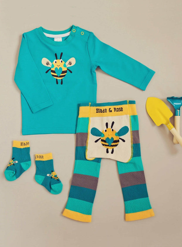 Buzzy Bee Legging