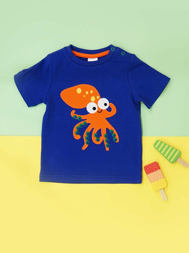 Charlie The Squid T-Shirt