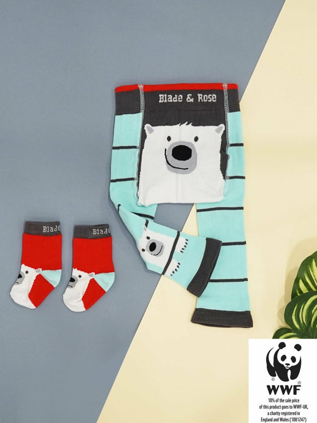 WWF Polar Bear Legging