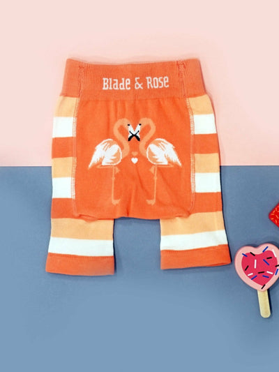 Flamingo Short