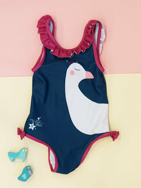Peacock Swimsuit