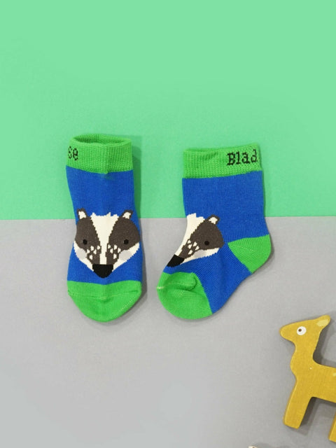 Pip The Badger Sock