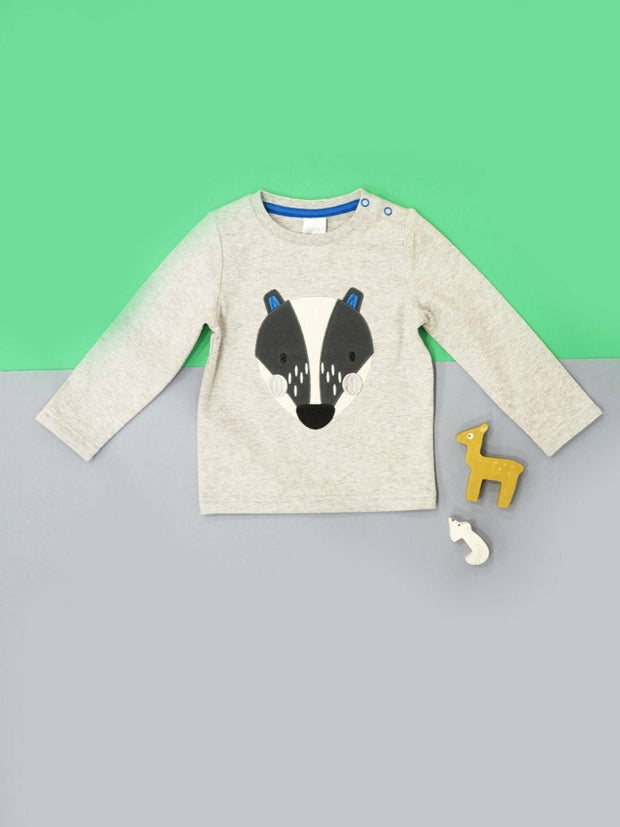 Pip The Badger Top