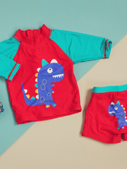 Fun Dino Swim Top