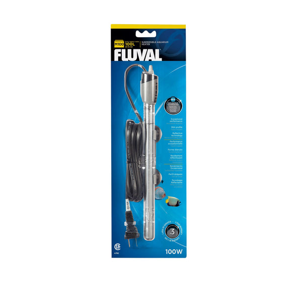 Hagen Fluval M100 Submersible Aquarium Heater 100W
