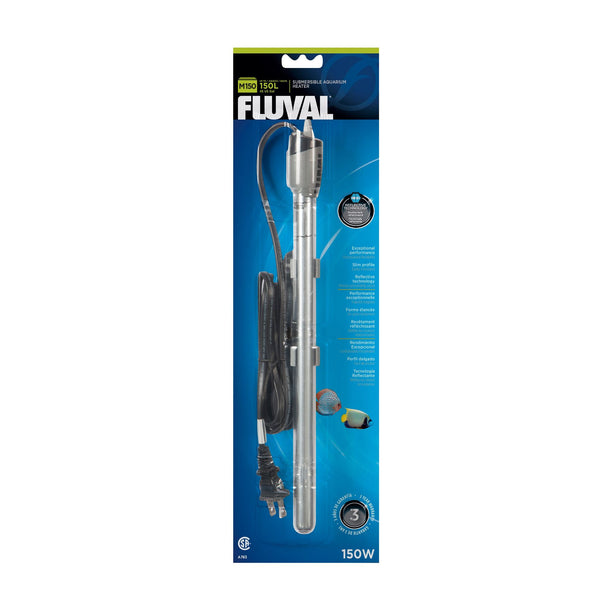 Hagen Fluval M150 Submersible Aquarium Heater 150W
