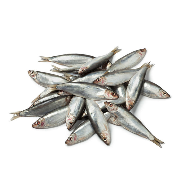 Nutriment Raw Fresh Whole Sprats 1kg Suitable for all breeds