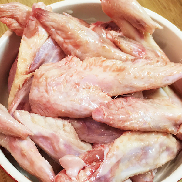 Nutriment Raw Fresh Chicken Wing Tips 200g Suitable for all breeds