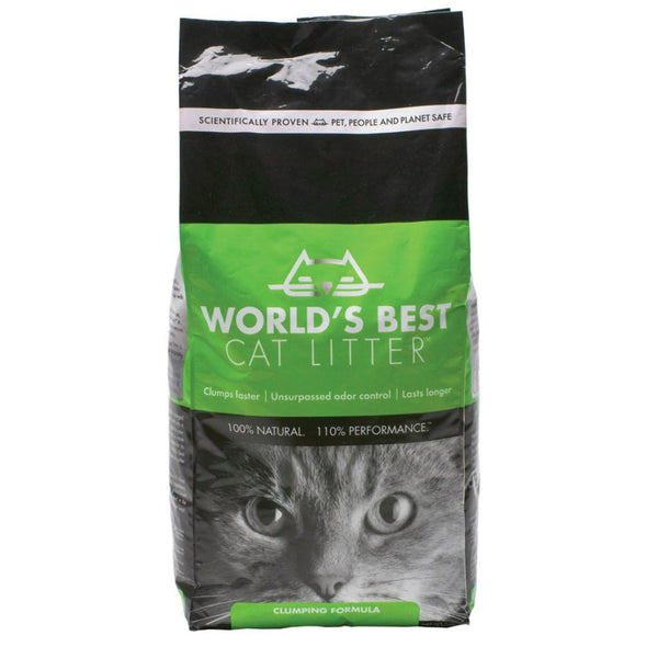 Worlds Best Cat Litter 3.18kg