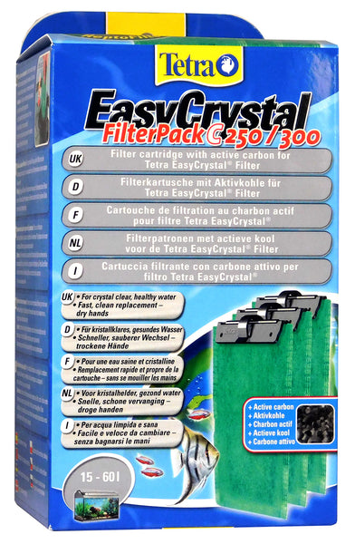 Tetra EasyCrystal Filter Pack C 250/300 Carbon Media
